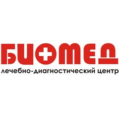 Логотип ООО ЛДЦ «Биомед»