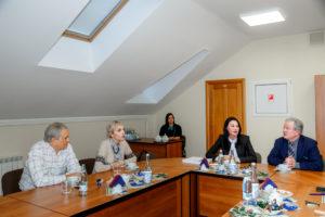 деловая встреча с Южно-Корейской делегацией в ТМТПП