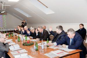 Заседание Совета ТМТПП 26.12.17