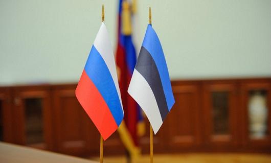 Россия Эстония