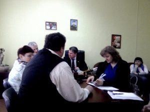 Рабочая группа Совета по предпринимательству Таганрога