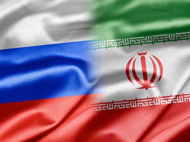 Россия Иран